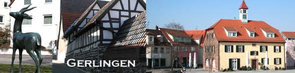 Gerlingen Immobilien Rathaus historische Gasse