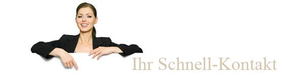 Kontakt Immobilienmakler mit Schnellkontakt Stuttgart und Immobilienmakler in Gerlingen