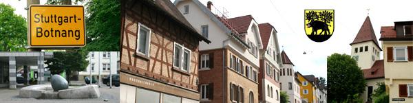 Immobilienmakler in Stuttgart Botnang.