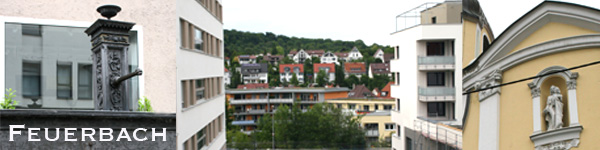 Immobilienmakler Stuttgart Feuerbach und Stuttgart Killesberg