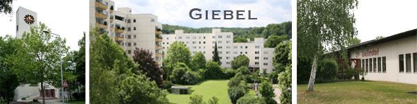Immobilienmakler Stuttgart Giebel unterhalb vom Schloss Solitude. Umgeben von Stuttgart Weilimdorf und Gerlingen.